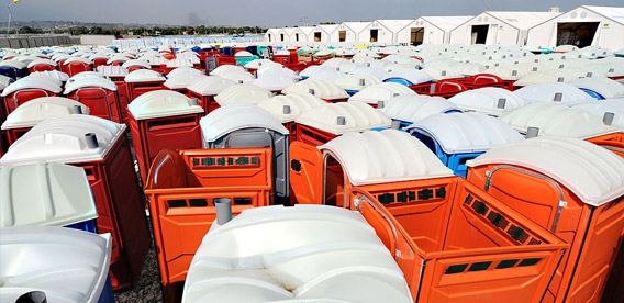 Champion Portable Toilets in Canyon Lake,  TX